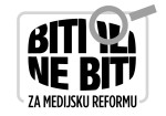 "PUBLIC DEBATE ""RESULTS OF MEDIA REFORM - THE YEAR BEHIND US"""
